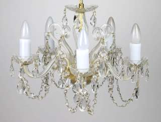 Crystal Ceiling Chandelier