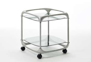 Castors coffee table