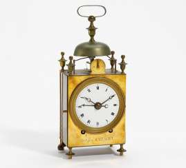 Carriage clock, a so-called