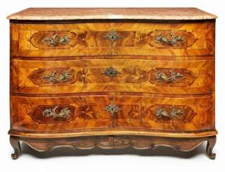 Baroque commode South German. around 1750