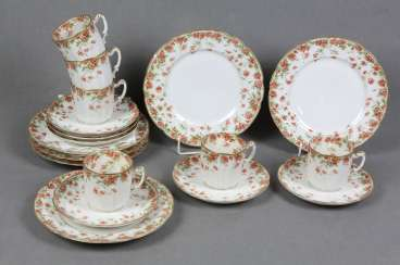 6 Coffee Table Settings *Limoges*