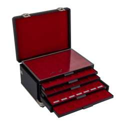 Coin accessories - second-hand suitcase with inside
