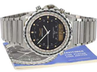Watch: rare Breitling Navitimer for the Iraq air force Breitling