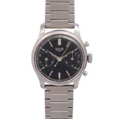 HEUER Pre Carrera Vintage Chronograph. Men's watch. CA. 1950s.