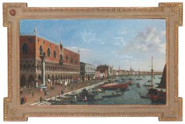 MANNER OF GIOVANNI ANTONIO CANAL, IL CANALETTO
