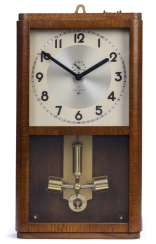 Junghans Ato Clock On The Wall, In 1920, He,