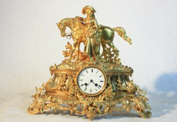 Mantel clock France in 19