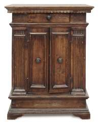 Small Sideboard, Italy, 17. Century and later