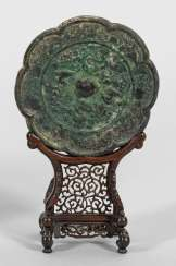 Bronze mirror from the Tang dynasty