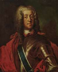 Portrait of a Wittelsbach of Prince (Johann Theodor of Bavaria, 1703 Munich - 1763 Liege, ?)