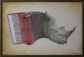 African accordion