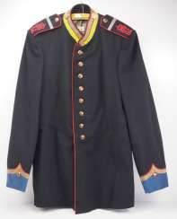 Württemberg: uniform jacket of the upper country, hunters and the Station-master.