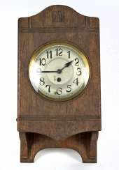 Art Nouveau wall clock 1900