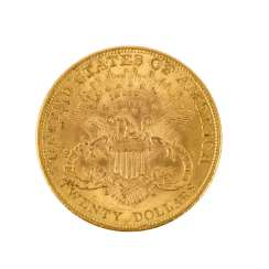 USA/GOLD - 20 Dollars 1904 Liberty Head,