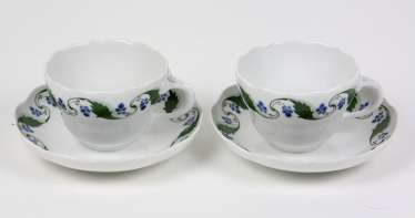 Meissen 2 Place Settings *Oregon Grape Tendril*