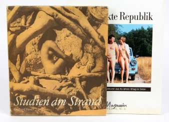 Studies on the beach & The naked Republic