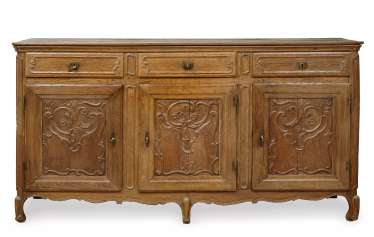 Sideboard, West German, Mid-18th. Century