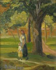 K. Gruner, walk in the Park