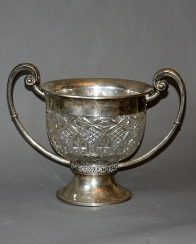 Germany, end of XIX century, silver 800 alloy