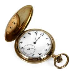 Mr. Pocket Watch, Two Lid