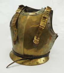 Prussia: Cuirass for officers of the Guard Cuirassier Regiment.