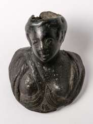 Female bust (Venus) as a door handle