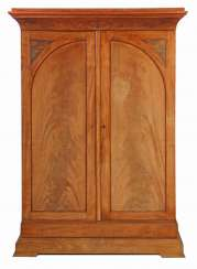 Late Biedermeier cabinet, mid-19th century
