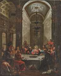 The Wedding at Cana - The Last Supper