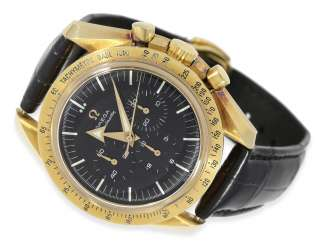 Watch: Omega rare, extremely rare, limited edition vintage Omega Speedmaster Moonwatch