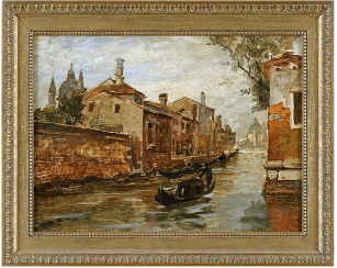 Venice Ludwig Diehl February 2, 1848, Gernsbach - 24 Oct 1940, Karlsruhe