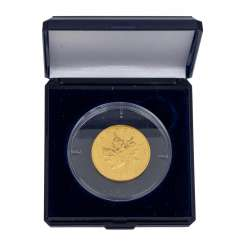 Canada / GOLD - 1/2 ounce Maple Leaf,