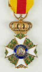 Baden: Military Karl-Friedrich Merit Order, Knight's Cross.