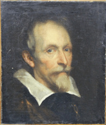 Portrait of van der Wouwer