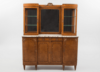 Antique buffet XIX century,