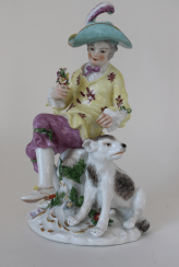 Germany Meissen, 19th century-meissen