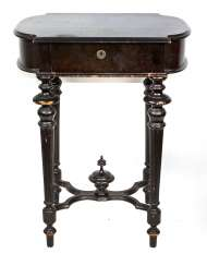 Historicism sewing table 1880