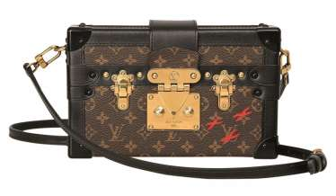 Louis Vuitton Shoulder Bag.