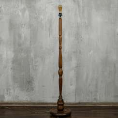 Antique floor lamp