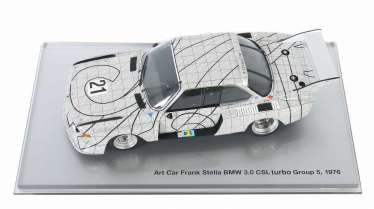 Art Car ''Frank Stella'' BMW/Minichamps