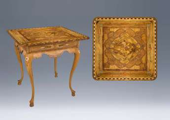 The Magnificent Baroque Salon Table.