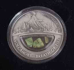 Volcanoes Breath of Frire - 3 coins.