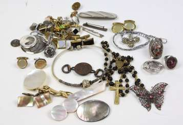 Post older fashion jewelry, among other things,