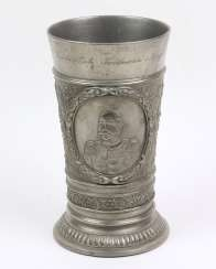 Saxon honor mug 1902