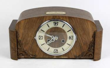Mantel clock 1930s