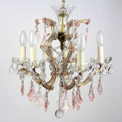 Crystal chandeliers & wall sconces