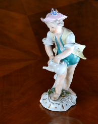 Meissen, Germany, 1750 th - 1760 th years.g.