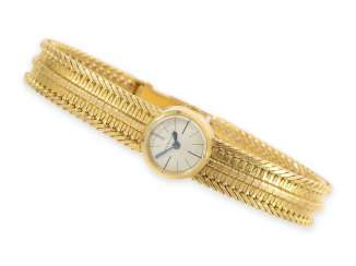 Watch: rare vintage ladies watch by Cartier, CA. 1950