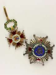 Order Of Isabella The Catholica,