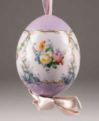 EASTER EGG WITH FLOWER GARLANDS Russia