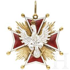 Poland - Order of the White Eagle of the Republic of Poland, 20th century